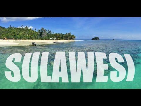 Sulawesi, Indonésie : Itinéraire de voyage du nord au sud