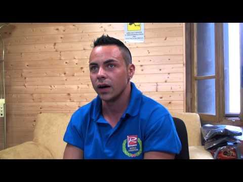 Trofeo Novarossi 2012 Intervista a Dario Balestri