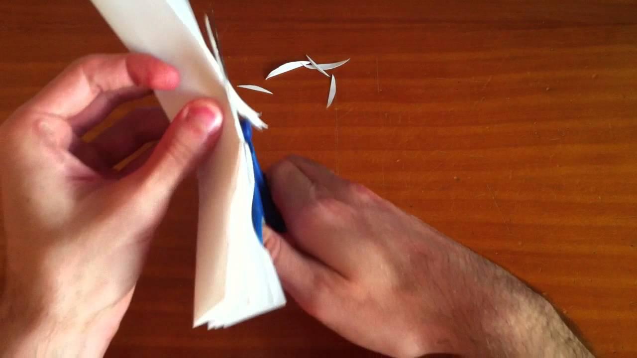 Manualidades c mo hacer una l mpara de papel manualidades f ciles para decoraci n youtube - Que manualidades puedo hacer ...