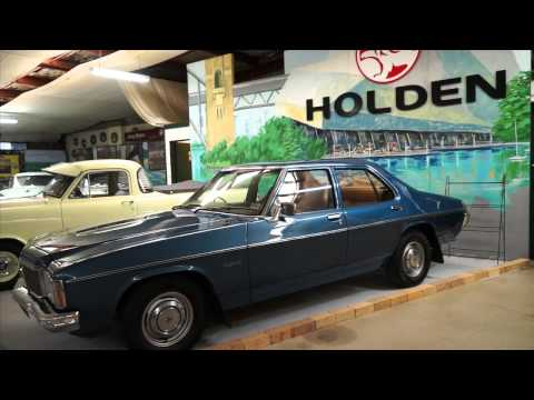 National Holden Motor Museum: Classic Restos - Series 27