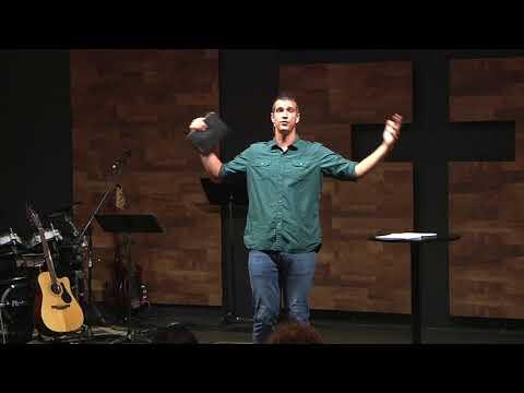 """It Is Finished"" John 19:16-30. Lincoln Crossroads Church. Sean Swihart"