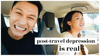 Post-travel depression is real! | WahlieTV EP693
