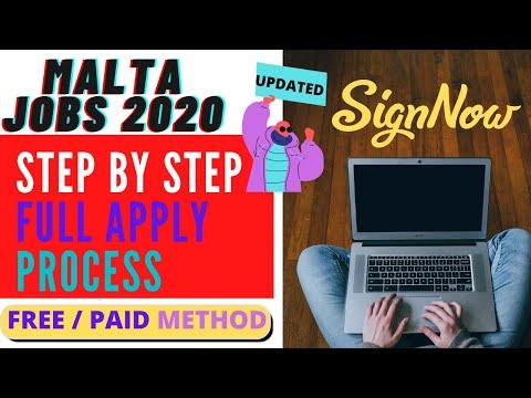 "#MaltaJobsWebsite | IT Jobs in ""Malta Work Permit"" | Malta Agents Schengen Visa CV Cover Letter |"
