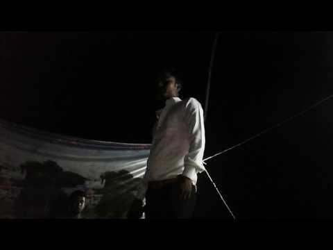 Magdh star singer Gautam Toofan stez show in jehanabad selarpur