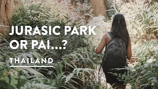 Gambar cover THE LAND SPLIT OPEN! PAI IN LOVE CAFE | Thailand Travel Vlog 121, 2018 | Pai Digital Nomad