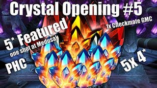 One shot at Medusa! Crystal Opening #5