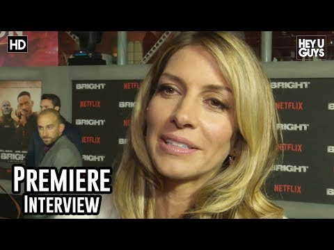 Dawn Olivieri  Bright Premiere Red Carpet