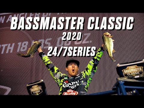 24/7series:  Bassmaster Classic 2020 | Lake Guntersville