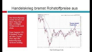 Edelmetallmesse 2018: Hannes Huster - Der Goldreport: Gold- und Rohstoffaktien