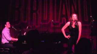 "Ellyn Marie Marsh sings ""High"" with Scott Alan, 6/16/13 (from Home: The Musical)"