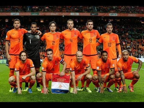 Nederlands Elftal Yoga