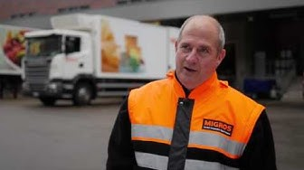 Didier Debulle - Chauffeur - Société coopérative Migros Genève