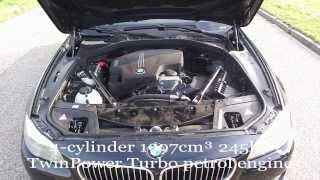 2013 BMW 528i Fuel Consumption Test