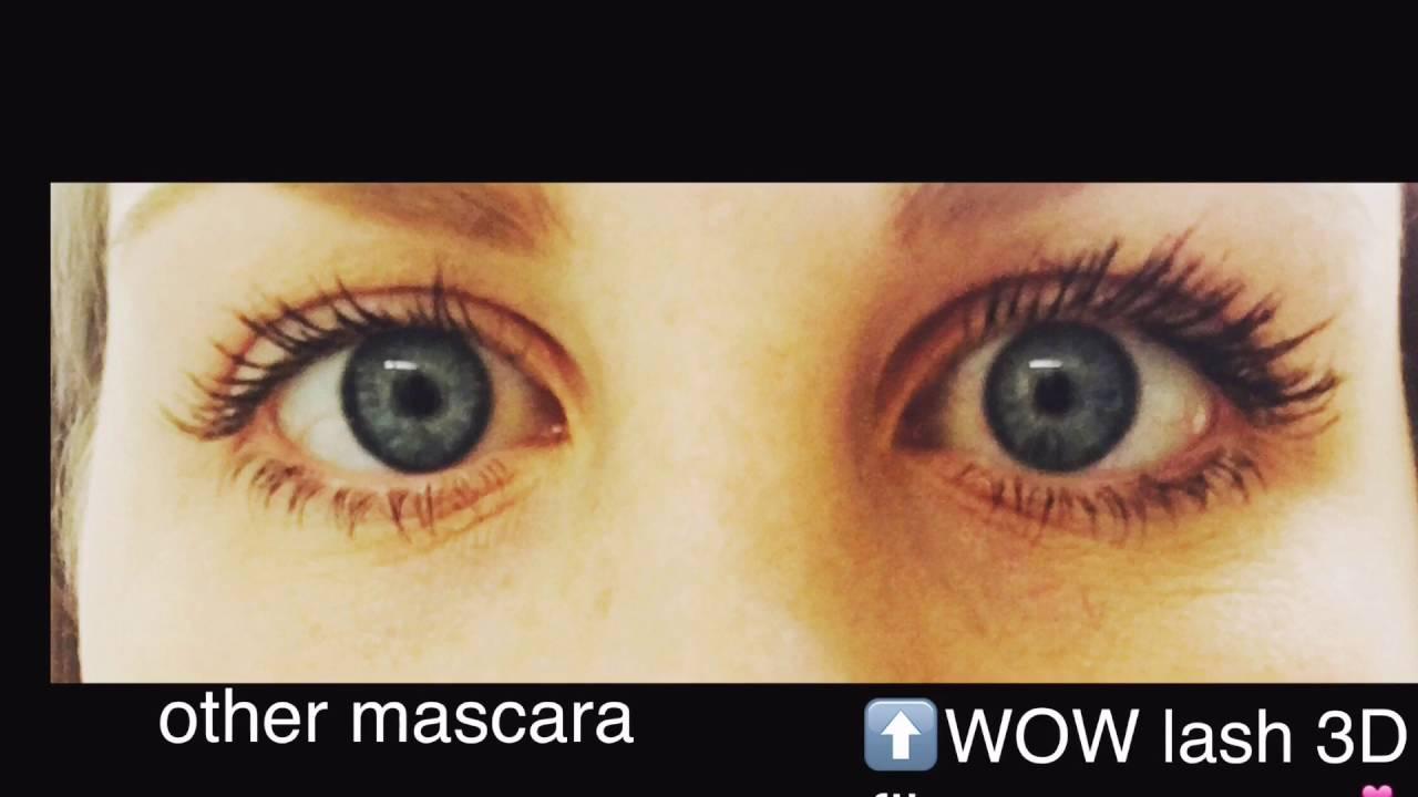 21d2222ef97 WOW Lash 3D Fiber Mascara - YouTube
