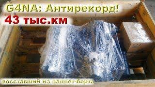 Антирекорд G4NA из Сургута: 43 тыс.км и капиталка!!