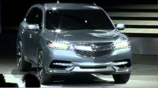 Acura MDX Prototype 2014 Videos