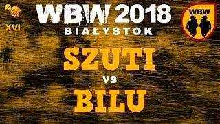 bitwa BILU vs SZUTI # WBW 2018 Białystok (1/8) # freestyle battle