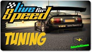 Jak Stuningować Auto W Live For Speed/ Poradnik PL HD