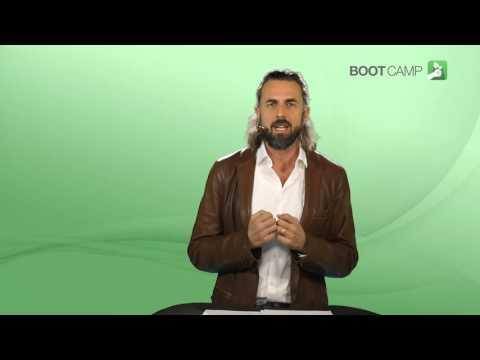 Erfolgreiche Selbstständigkeit - 3 Schlüssel im BootCamp 2.0