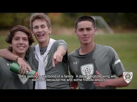 Boys Black Rock Football Club Residential Academy at High Mowing School