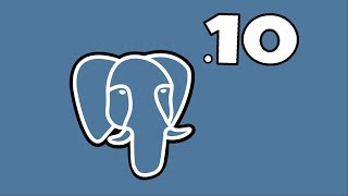 Postgres 10, Performance, and You