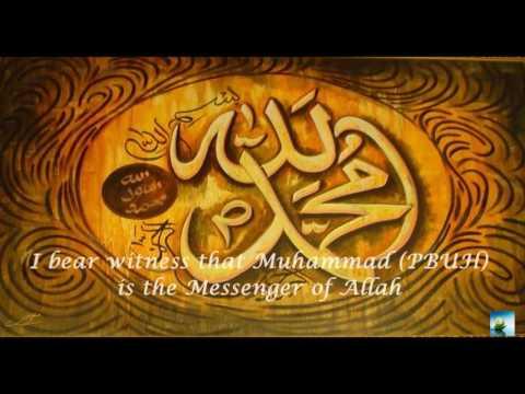 Best Azan (Call for Prayers) by Sheikh...