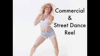 Rebecca Hidalgo Commercial Street Dance Reel
