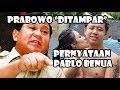"""Prabowo """"ditampar"""" Dengan Pernyataan Pablo Benua Putra"""