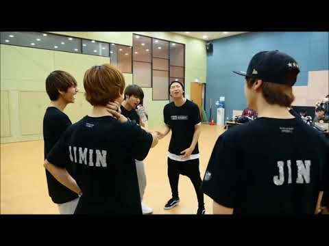 [Eng] Born Singer practice - BTS Memories 2015