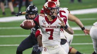 Oklahoma Vs Iowa State Football Highlights