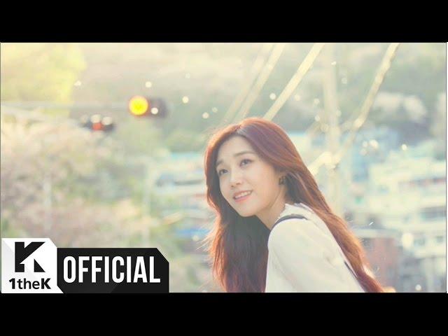 [MV] Jeong Eun Ji(정은지) _ Hopefully sky(하늘바라기) (Feat. 하림)