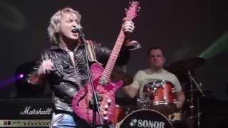 Музыкальный видеоклип :: Демо-ролик рок-группы(Трансляционная съёмка выступления рок-группы