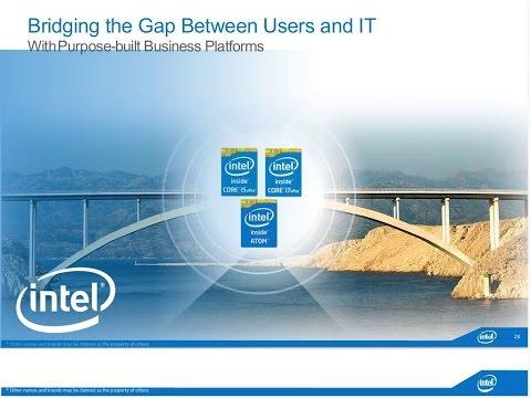 Webinar: Utilities and Mobile GIS | Intel