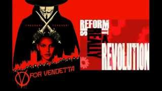 V for Vendetta-Ethan Stoller BKAB-Soundtrack