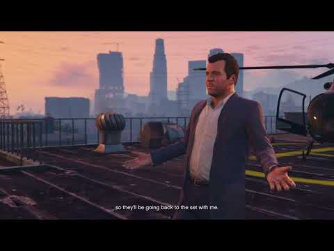 Grand Theft Auto V: #1-Movies and Crime