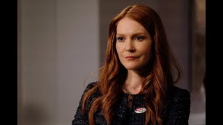 Scandal: Darby Stanchfield on Abby in Season 7