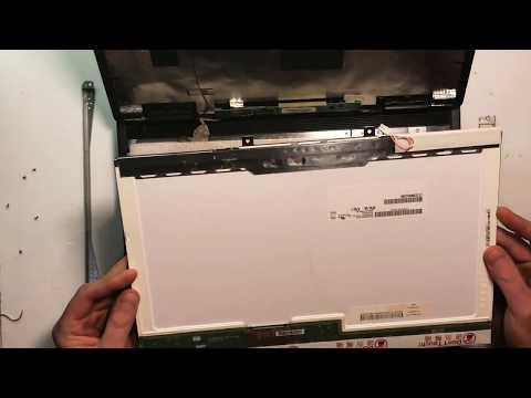Замена матрицы Acer TravelMate 5310