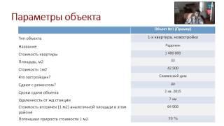 Дмитрий Анапа - защита проекта - новостройка для сдачи в аренду