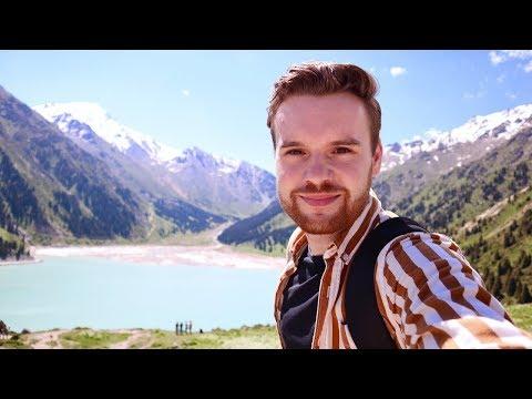 Don't Miss This In KAZAKHSTAN! Big Almaty Lake 🇰🇿