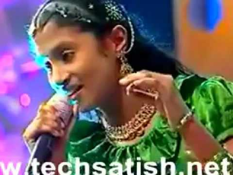 ALKA AJITH with her DAD Ajith Song Sandana kaatre