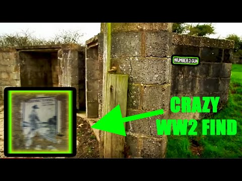 Hunting History: WW2 HEAVY ANTI AIRCRAFT GUN BATTERY THAT PROTECTED THE MIDLANDS!
