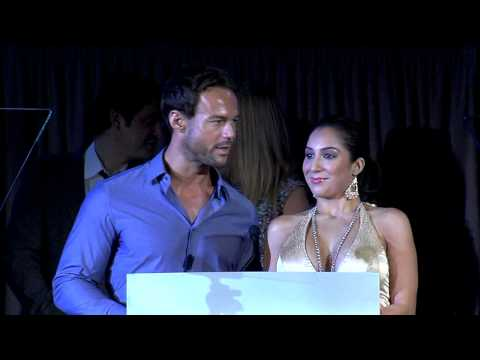 Sebastian Siegel & Liana Mendoza 5th Annual Action Icon Awards