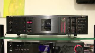 NAKAMICHI BX-300E recordyng & playing KOTO - Jabdah