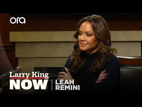 Leah Remini on her revealing new Scientology series   Tom Cruise's Involvement