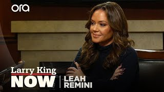 Leah Remini on her revealing new Scientology series  + Tom Cruise's Involvement