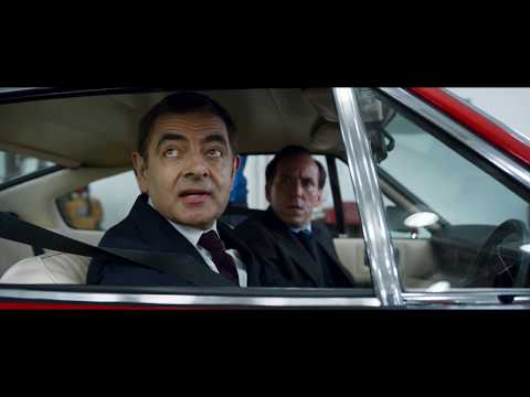 Johnny English Strikes Again | Aston Martin – Exclusive Clip