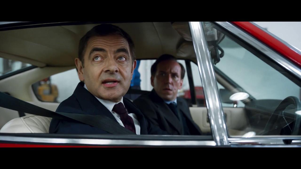 Johnny English Strikes Again Aston Martin Exclusive Clip Youtube
