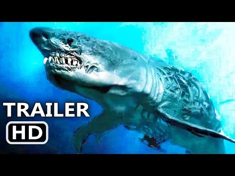 "Thumbnail: PIRATES OF THE CARIBBEAN 5 ""Ghost Sharks"" TV Spot Trailer (2017) Disney Movie HD"