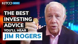 Jim Rogers gives the best investing advice you'll hear, talks next big market crash
