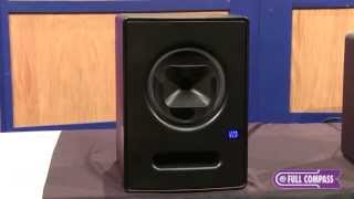 PreSonus Sceptre S6 & S8 CoActual Active Studio Monitors Overview | Full Compass